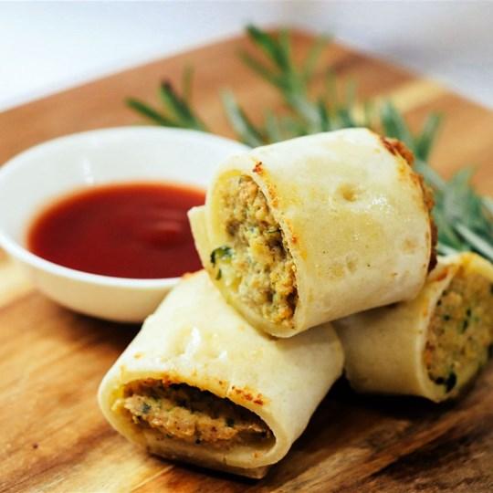 Gluten Free - Individual Mini Spinach & Ricotta Roll (YF) (FF)
