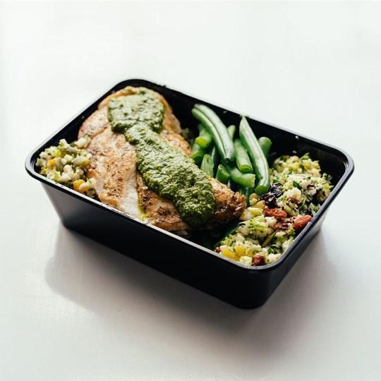Lemon Herb Chicken Fillet  (GF) - Take Home Meal