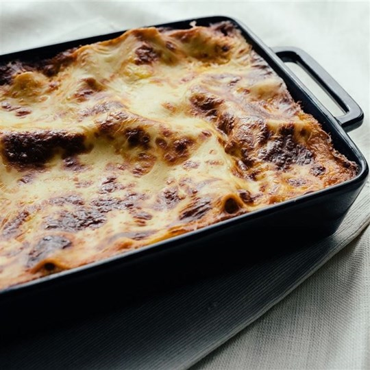 Vegetarian Moussaka (GF) (4 serves)