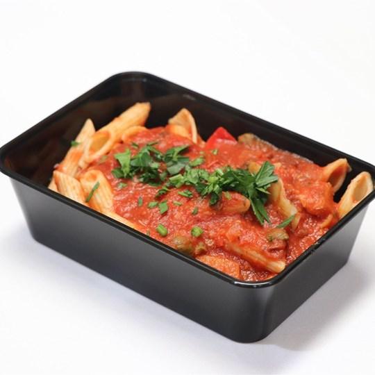 Penne Puttanesca (VEGAN) - Take Home Meal