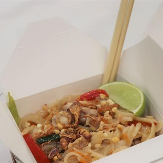 Chicken Pad Thai (GF)