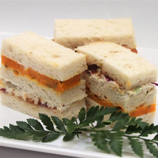 Gluten Free - Ribbon Sandwich