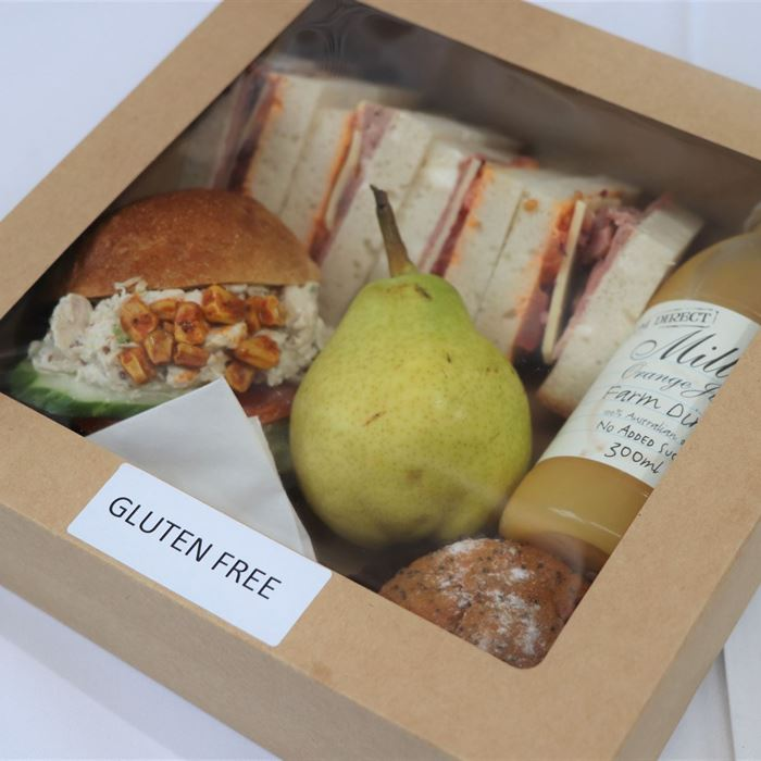 Gluten Free Boxed Lunch - 1