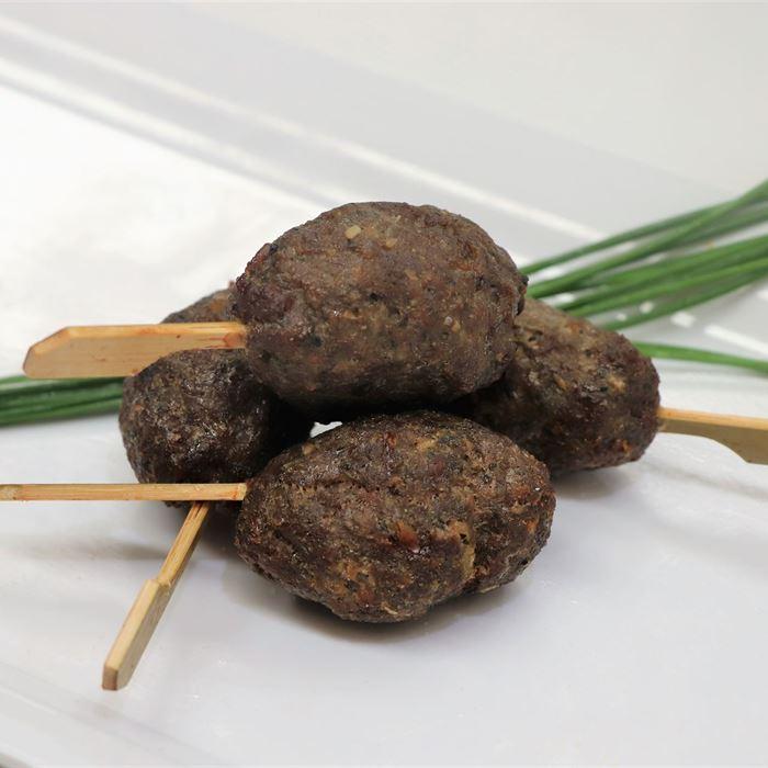 Lamb Kofta (GF/DF) with Tahini Dipping Sauce (GF)