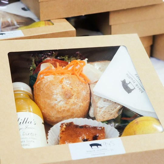 Boxed Lunch - 2