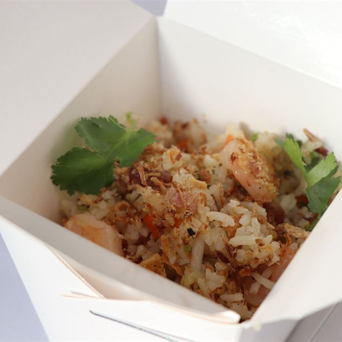 Noodle Box - Special Fried Rice (served hot)
