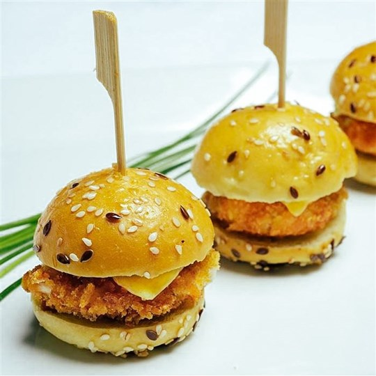 Mini Parma Burger