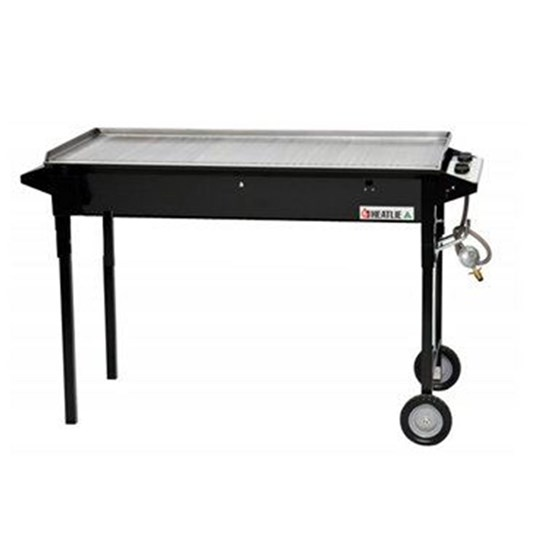 Hire - Barbecue (commercial grade - gas)