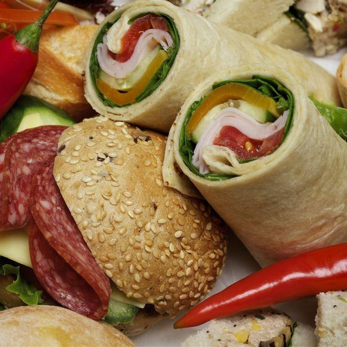 Assorted Lunch Platter 1