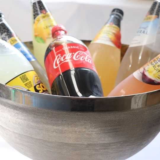 Non Alcoholic Beverage Package - One Hour