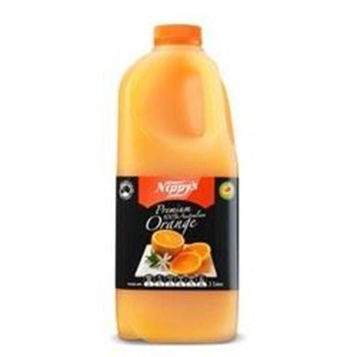 Fresh Orange Juice 2ltr