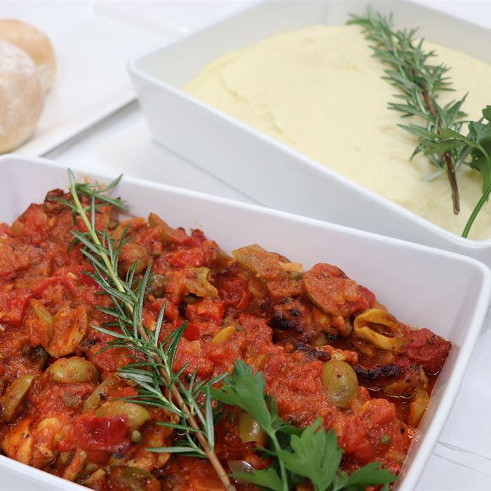 Buffet -  Mediterranean Chicken (GF)