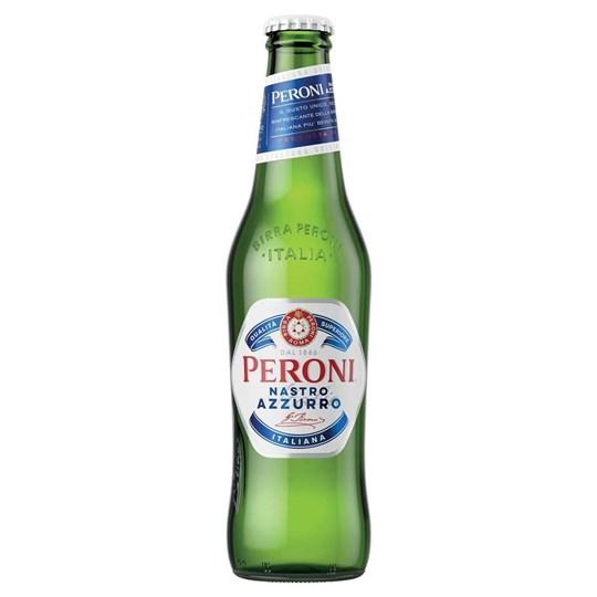 Peroni (Glass Bottle)