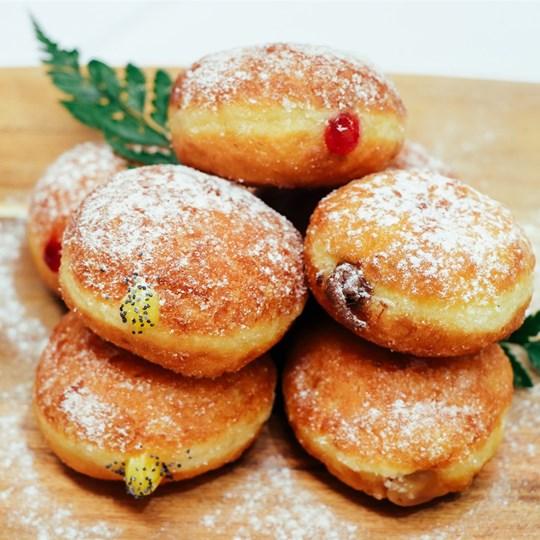 Petite Donuts (2 per serve)