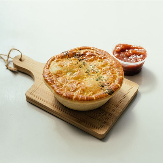 Individual Chicken & Leek Pie - Take Home Meal