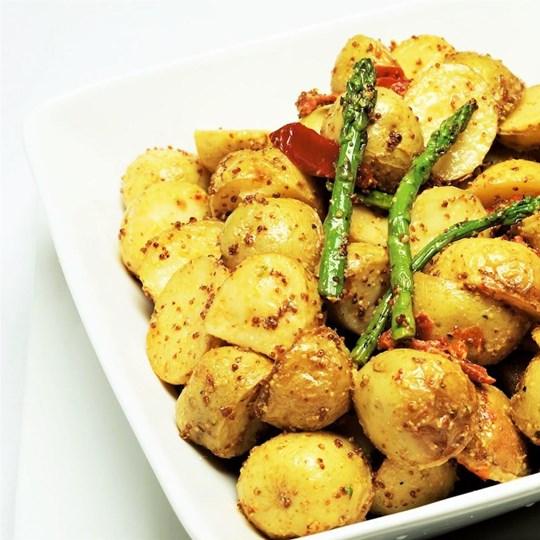 Roast Chat Salad (GF) (VEGAN) (DF) - Side Serve