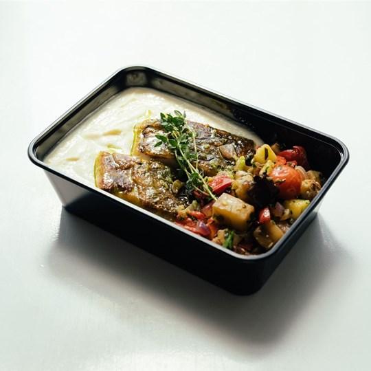 Roast Barramundi (GF) - Take Home Meal