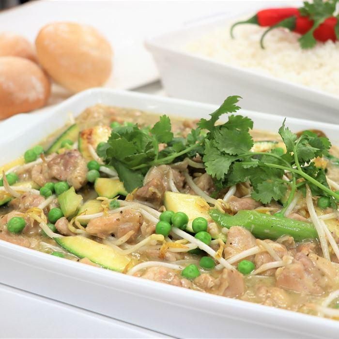 Buffet - Thai Green Chicken Curry