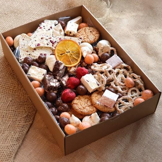 Indulgence Box (serves 4 - 6)