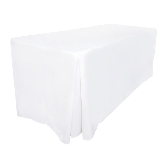 Hire - White Tablecloth (W 2.1m x L 3m)