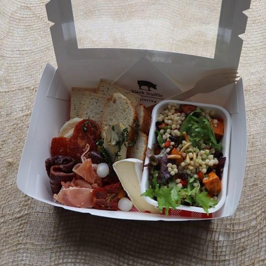 White Savoury Lunch Box 4