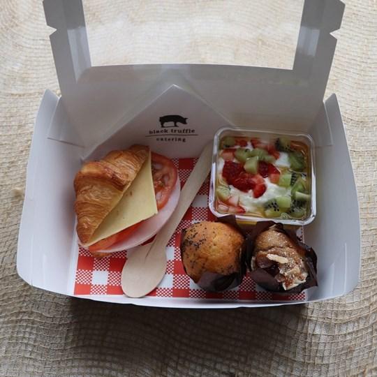White Breakfast Box 2