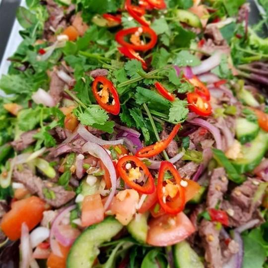 Thai Beef Salad (GF) (DF)