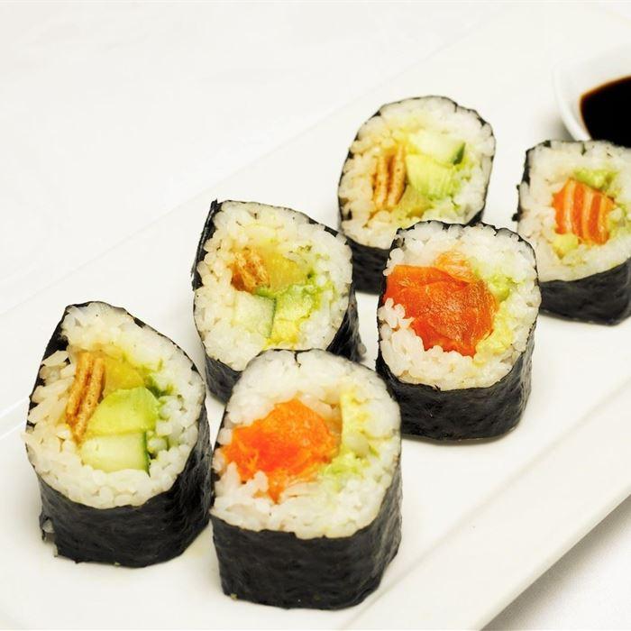 Sushi Rolls - VEGAN