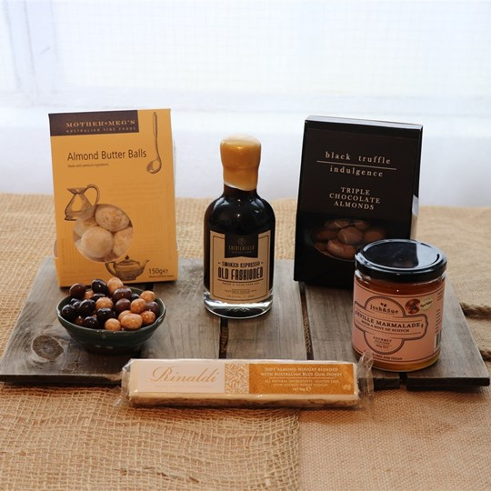 The Incredible Coffee & Whisky Hamper