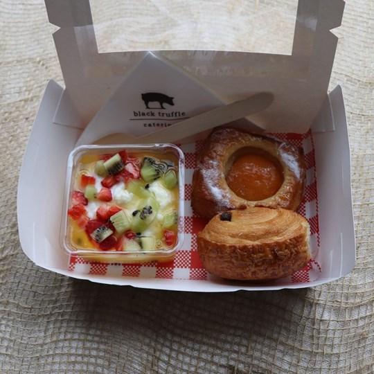 White Breakfast Box 1
