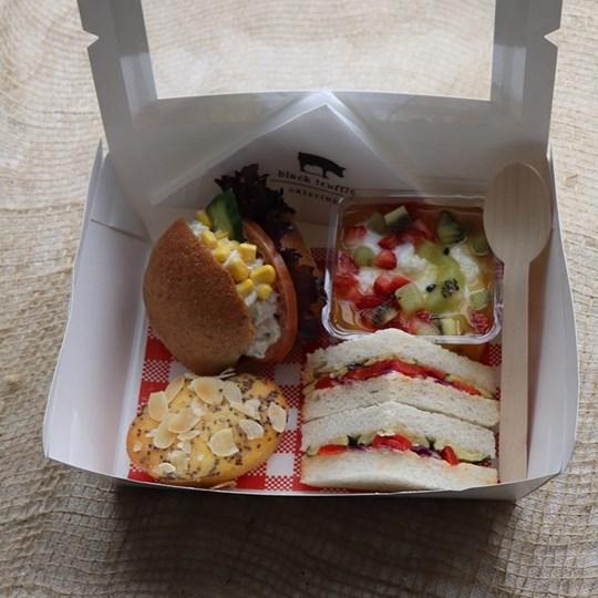 White Gluten Free Box