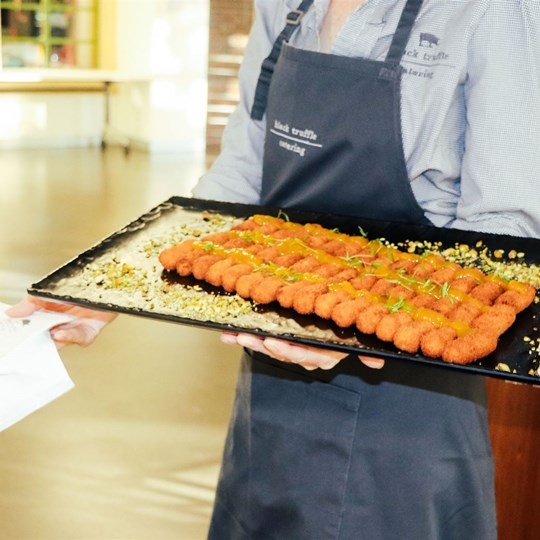 Canape Package - Includes 6 canapes per person
