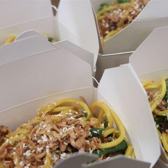 Chicken Hokkien Noodles