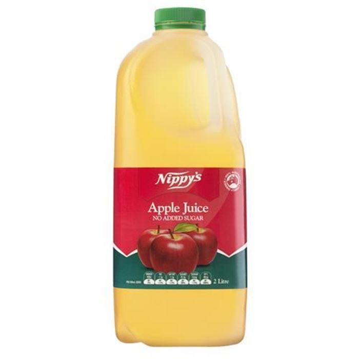 Fresh Apple Juice 2lt