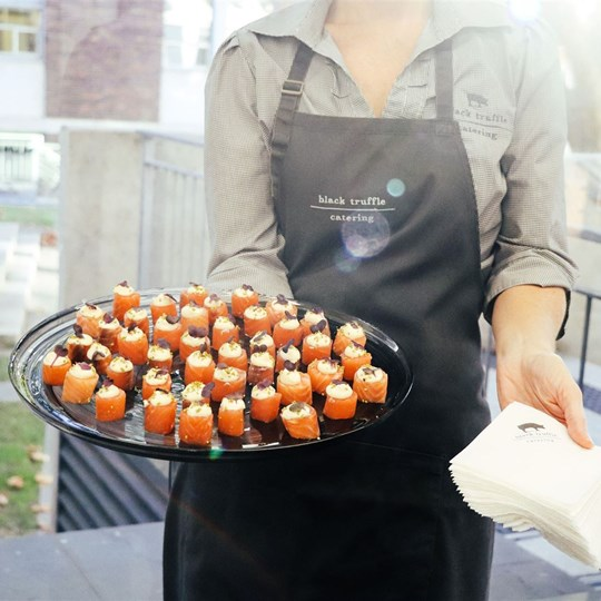 Canape Package - Includes 9 canapes per person