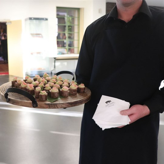 Canape Package - Includes 12 canapes per person