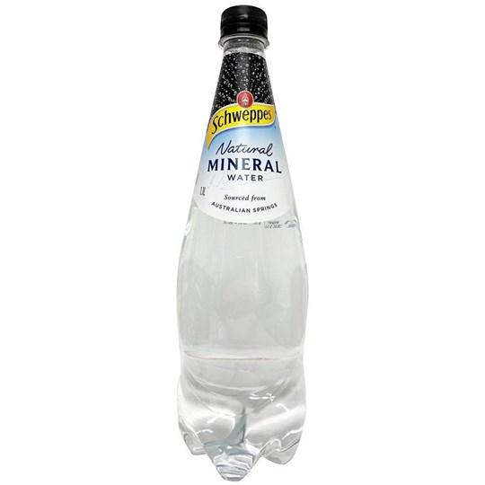 Plain Sparkling Mineral Water 1.1Ltr