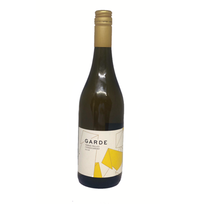 garde 2016 chardonnay - take home wine