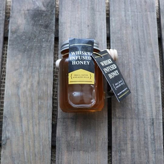 Whisky Infused Honey (150ml)