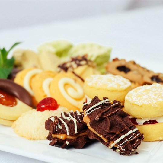Corporate Biscuits - 3 per serve