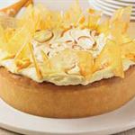 "Caramel & Macadamia Cheesecake - 12"" (24 serves)"