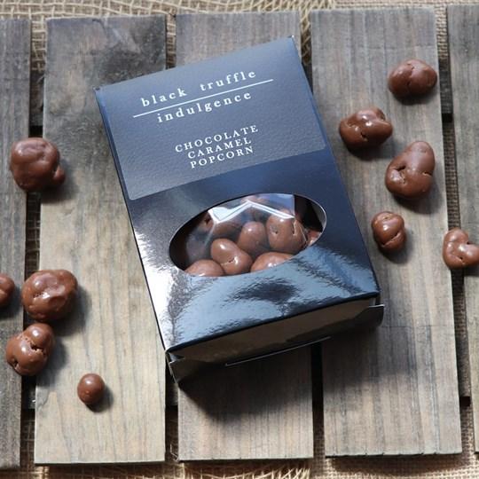 Chocolate Caramel Popcorn (160g)