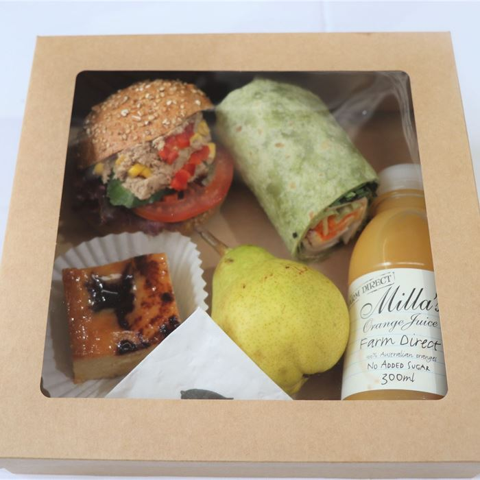 Boxed Lunch - 1