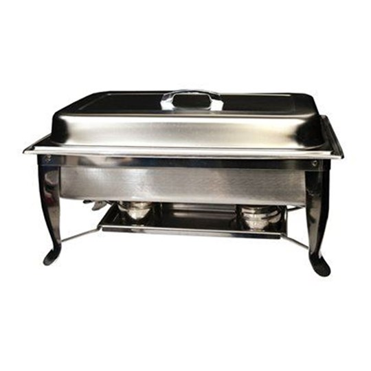 Hire - Chafing Dish (portable gas food warmer with inserts)
