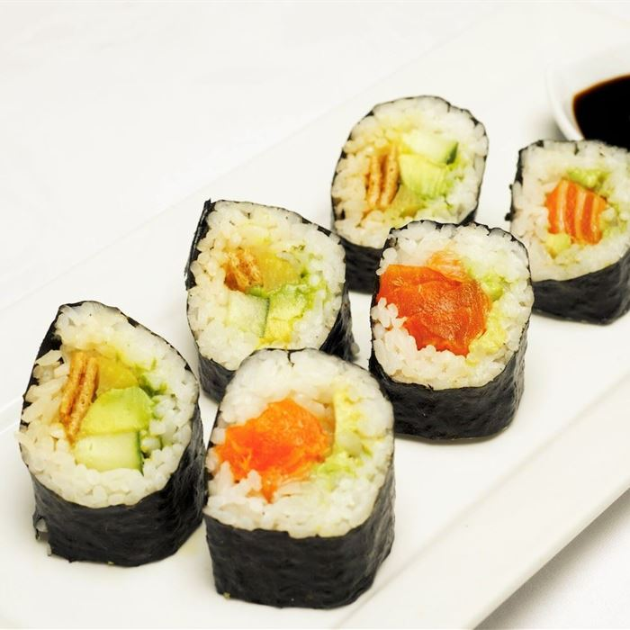 Sushi Rolls - vegetarian