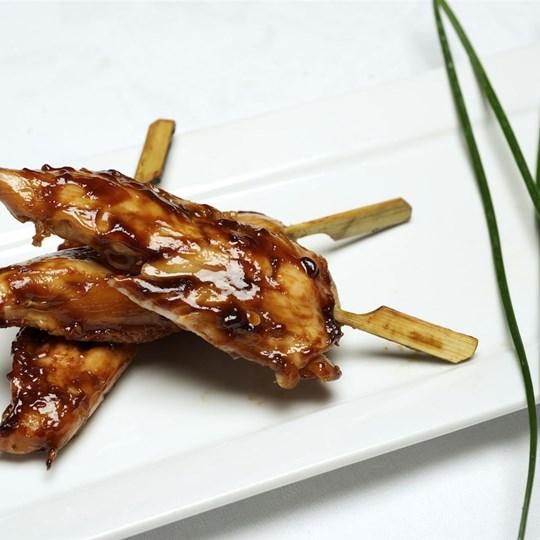 Chicken Skewer - teriyaki (GF) (DF)