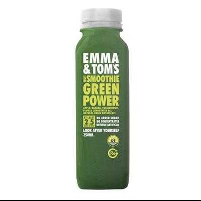 Emma & Tom's - GREENPOWER Fruit Smoothie