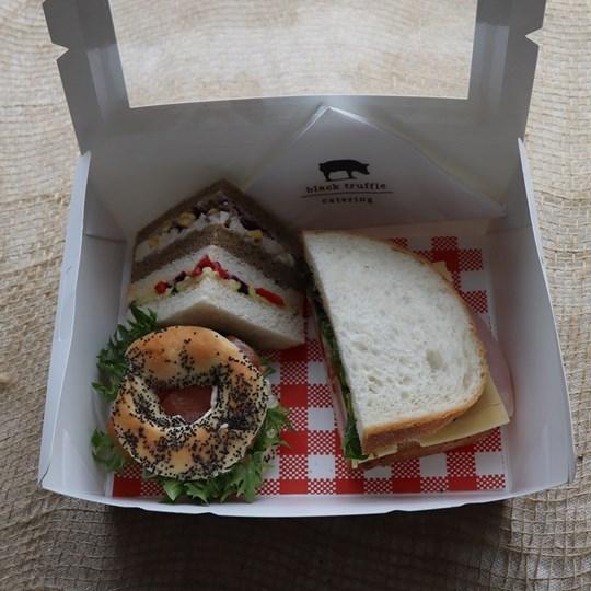 White Lunch Box 1