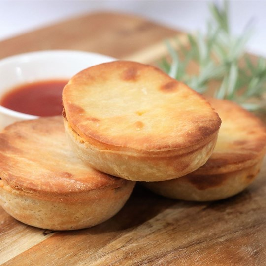 Gluten Free - Individual Mini Pie (DF) (SF) (YF) (FF)