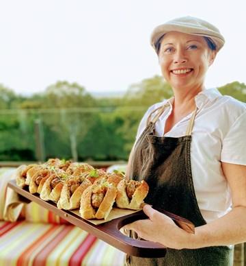 Bratwurst Hotdog